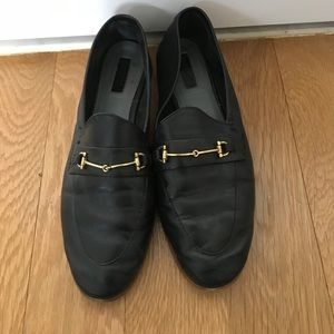 Topshop horsebit loafers size 38